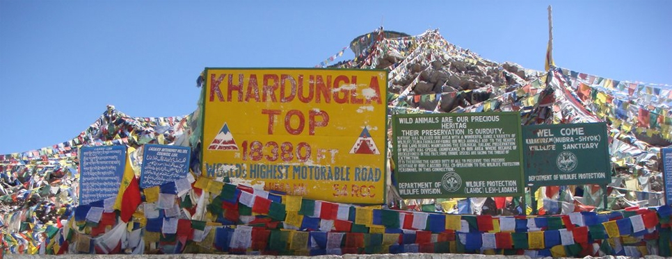 Leh with Khardungla Pass Tour