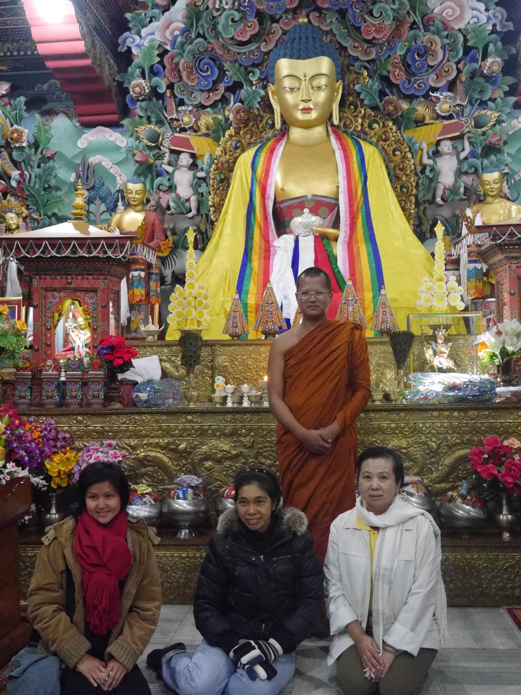 The Buddha's Trail